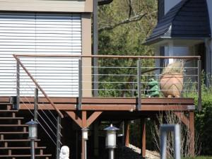 balkongel nder bausatz zu top preisen anbieter und angebote. Black Bedroom Furniture Sets. Home Design Ideas